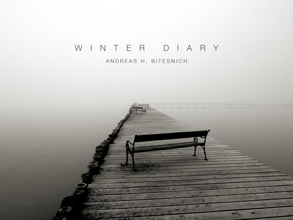 Key Visual Andreas H. Bitesnich Winter Diary Olympus