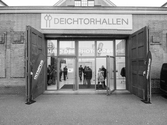 Olympus PEN-F in den Deichtorhallen Hamburg
