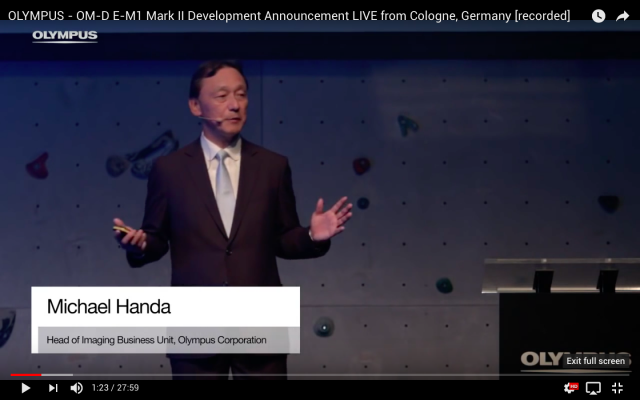 Michael Handa Livestream