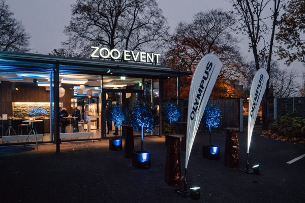Travel Diary im Zoo Event Köln