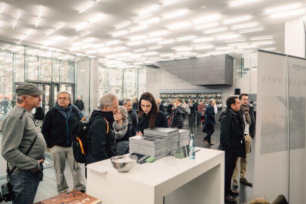Travel Diary im Kunstmuseum Stuttgart