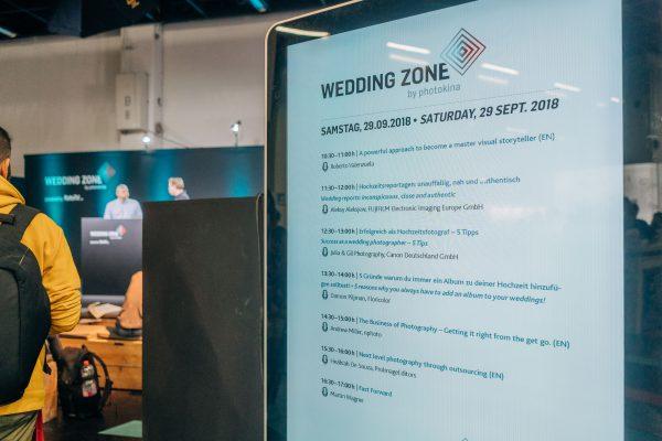 Wedding Zone Eindrücke 7